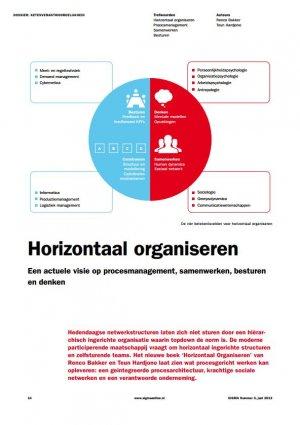 Horizontaal Organiseren