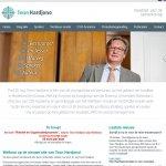 Teun Hardjono spreekt op RIAD congres in Londen