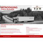 Inspirerend bedrijfsbezoek Scania