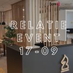 Aankondiging: Relatie event op 17 september