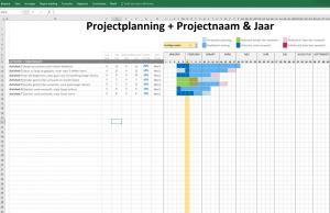 Verbeter je projectplanning met deze praktische tool
