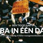 Renco Bakker in programma MBA in één dag