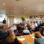 Renco Bakker presenteert op Masterclass 'MBA in één dag'