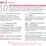 10 tips voor een excellente digitale klantreis!
