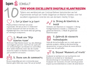 10 tips voor een excellente digitale klantreis