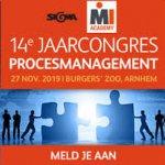 Meld je aan voor het Jaarcongres Procesmanagement 2019